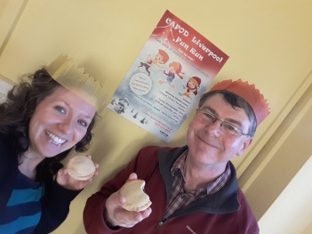 CAFOD Staff Colette Byrne and Ged Edwards invite you to the CAFOD Fun Run