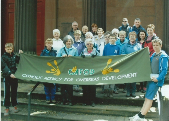 St Bart's CAFOD Group