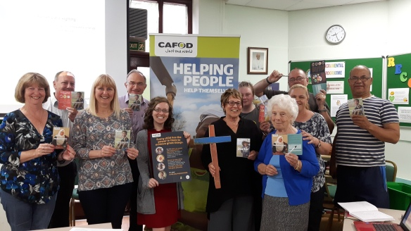 Parishioners from St Benet's kickstarted their Power to be Campaign at a CAFOD evening in June