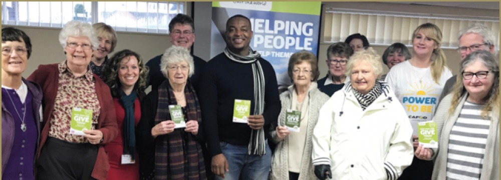 CAFOD in Liverpool Blog