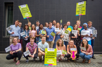 CAFOD Climate Champions