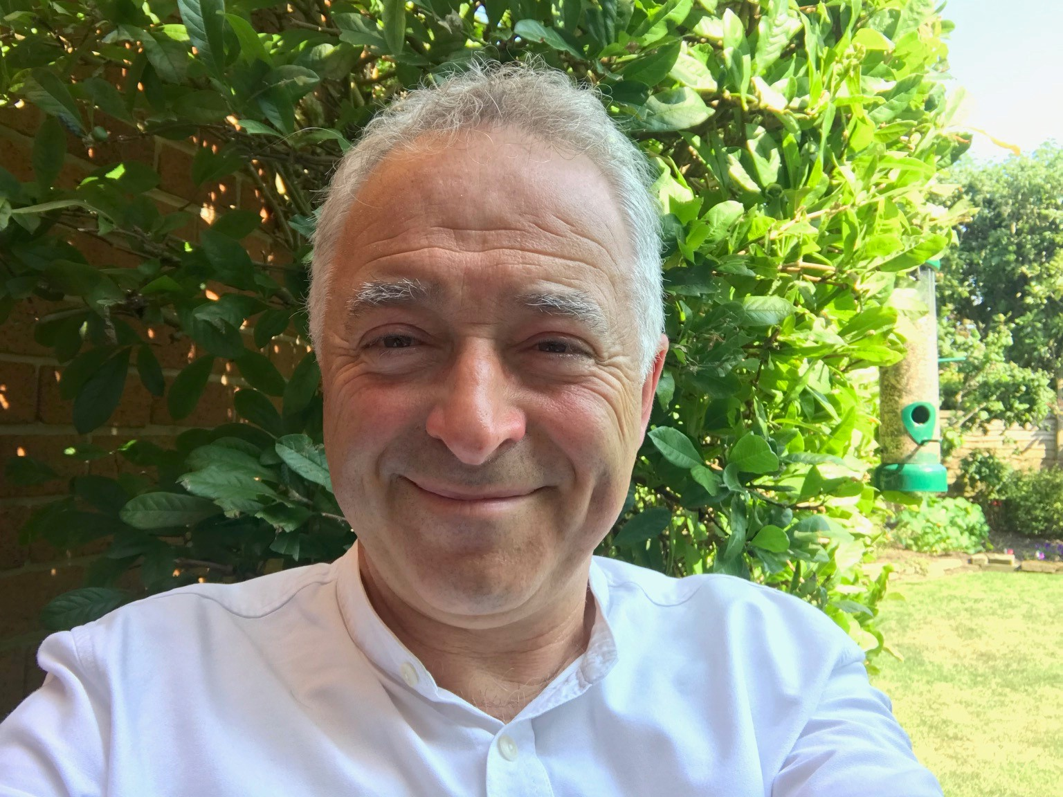 Children's Author, Frank Cottrell Boyce joins CAFOD's Summer of Hope